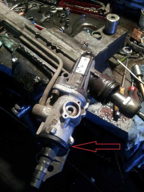 БМВ е36 ремонт рулевой рейки своими руками видео