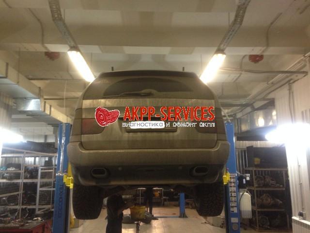 БМВ Х5 е70 3.0 бензин масло в АКПП