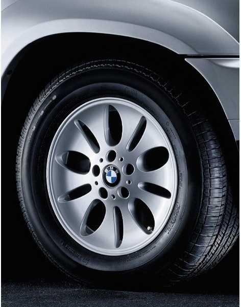 Цены на диски и шины на БМВ Х5