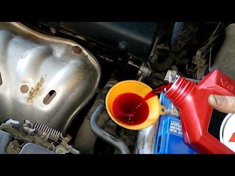 Цены на масла в АКПП Тойота РАВ 4