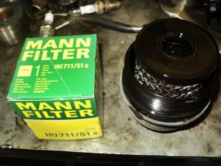 Что нужно для замены масла в двигателе Пежо 308
