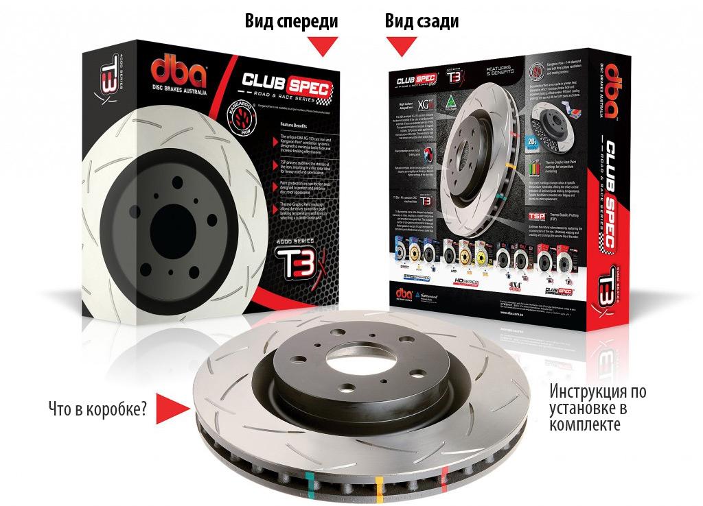 Dba тормозные диски для Toyota Land Cruiser 200