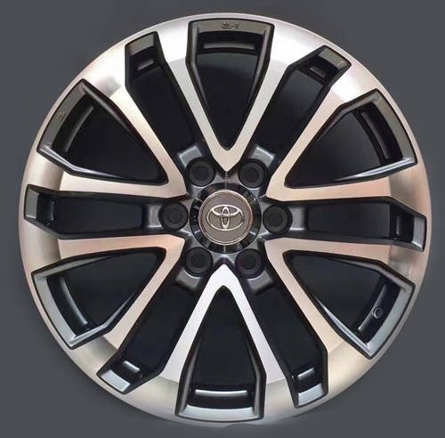 Диски колесные на Тойота Ленд Крузер прадо 150