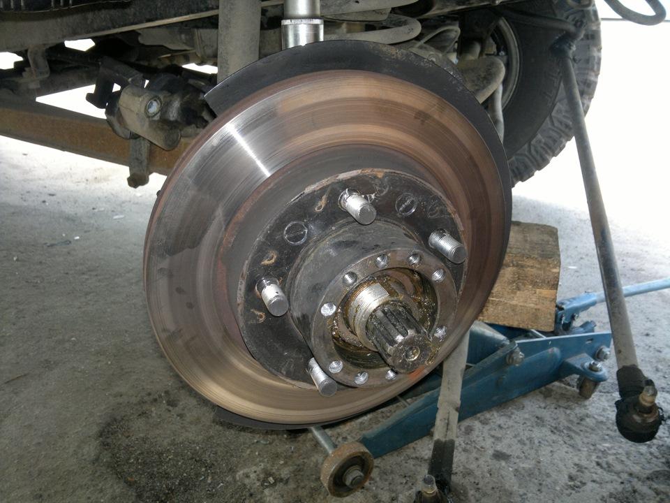 Диски на 15 на дисковые тормоза на УАЗ