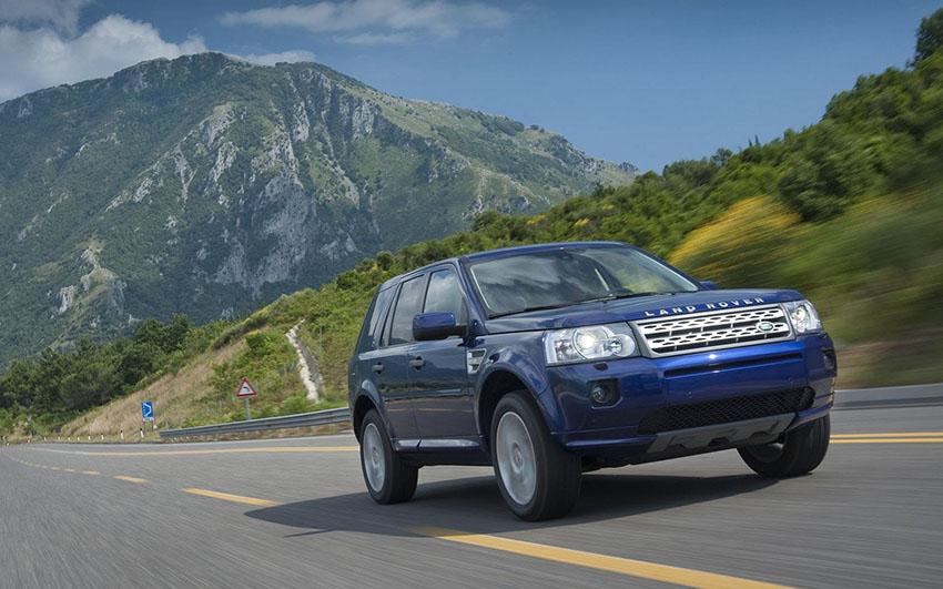 Фильтр топливный Land Rover Freelander 2 2.2 td4 оригинальный