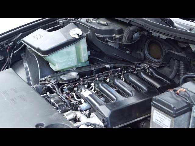 Где находится топливный фильтр на БМВ Х5 е53 бензин