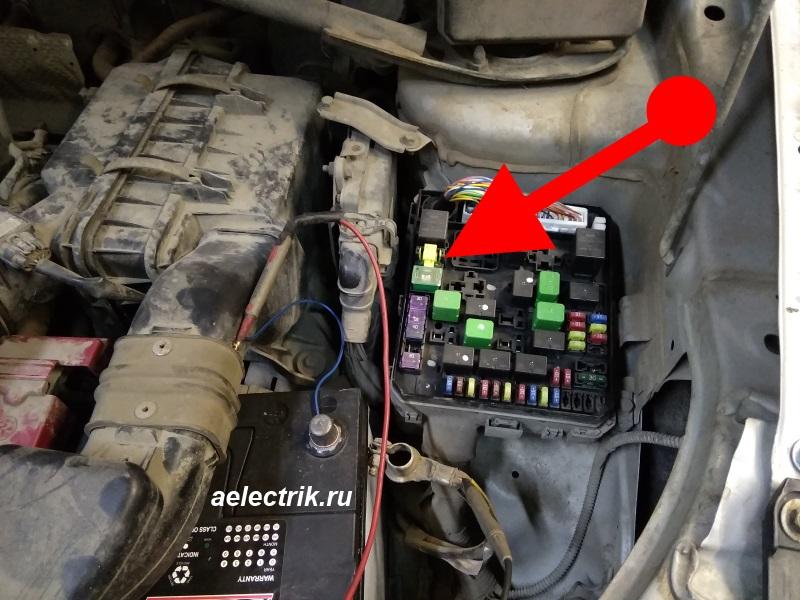 Горит аккумулятор и дергается машина Mazda CX 5