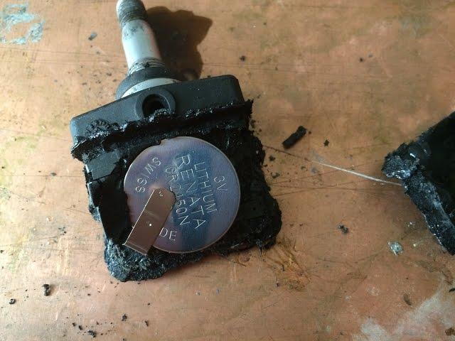 Как отключить датчик давления в шинах на БМВ