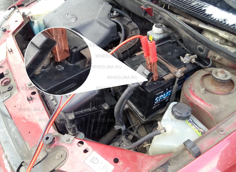Как открыть багажник если сел аккумулятор на Пежо