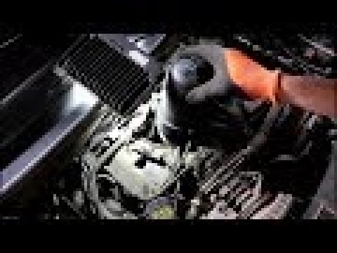 Как поменять масла в двигателе Ленд Ровер Дискавери 3