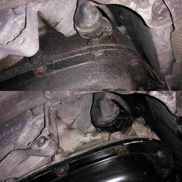 Как поменять масло в АКПП на BMW X5 e53