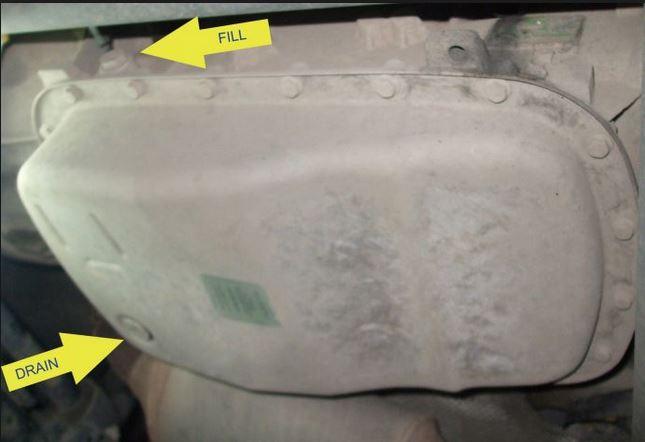 Как поменять масло в коробке автомат БМВ е39