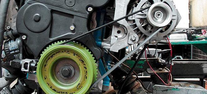 Как поменять ремень ГРМ на Лада Калина 16 клапанов видео