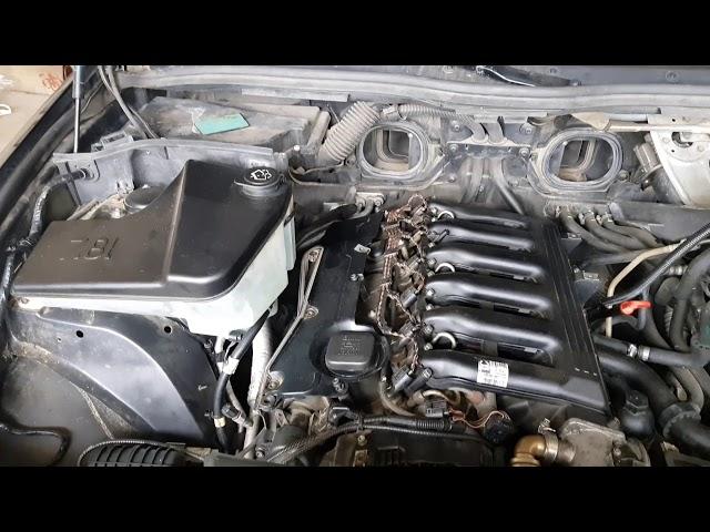 Как поменять топливный фильтр на БМВ Х5 е70 бензин