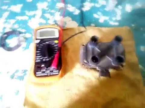 Как проверить катушку зажигания на 8 кл Калине