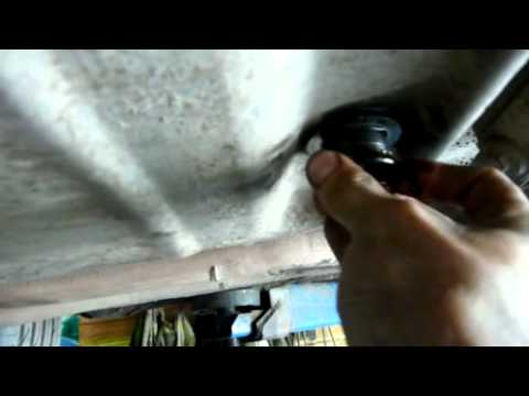 Как проверить уровень масла в КПП на БМВ е34