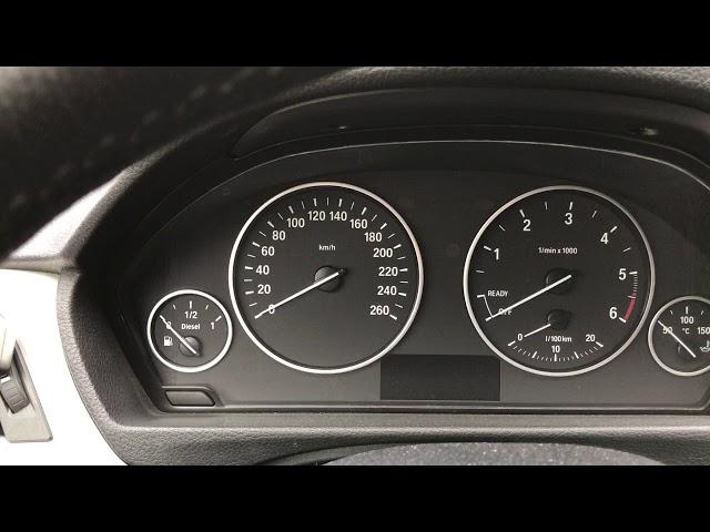 Как сбросить ошибку давления в шинах на БМВ е90