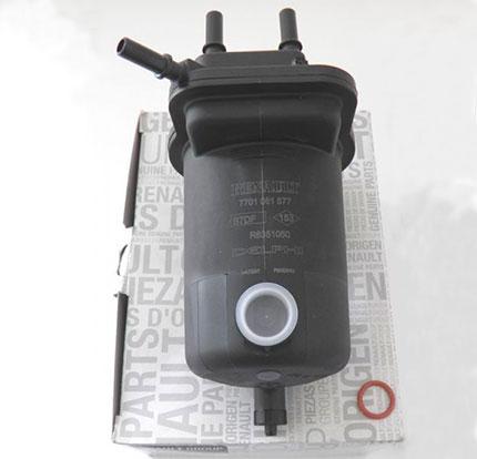 Как установить топливный фильтр на Рено Меган 2