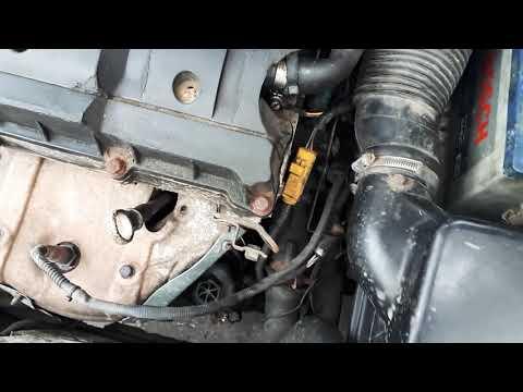 Как заменить масло в коробке автомат Пежо 307