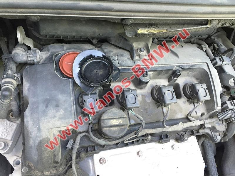 Как заменить прокладку клапанной крышки на БМВ е46