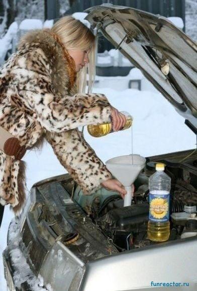 Какое лучше масло залить в зиму в приору