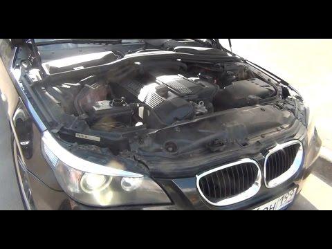 Какое масло лить в двигатель БМВ 525 е60