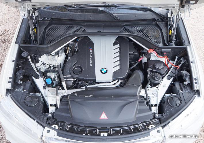 Какое масло лить в двигатель БМВ Х5 е70