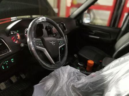 Какое масло лучше залить в коробку передач УАЗ Патриот