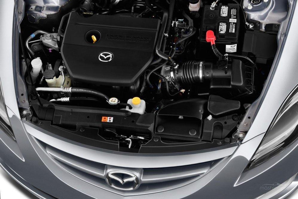Какое масло залить в двигатель Мазда 6 2008