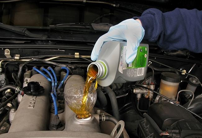 Когда и как замена масла в коробку Тойота Королла механика