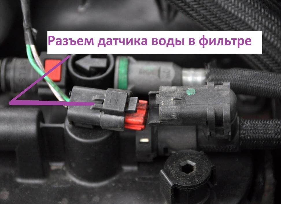 Ленд Ровер Фрилендер 2 дизель топливный фильтр замена