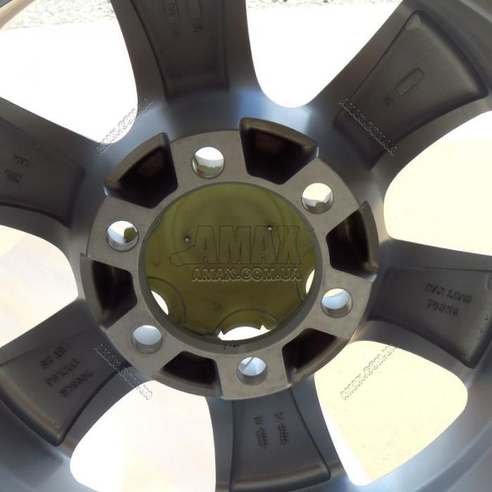 Литые диски на Тойота Ленд Крузер прадо 120