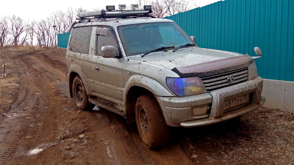 Масло для Toyota Land Cruiser Prado iv 3.0 d