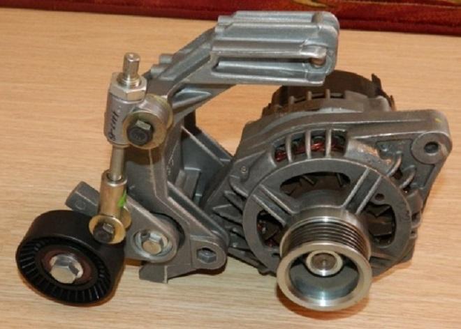 Ремень генератора Гранта 16 клапанная с кондиционером АКПП