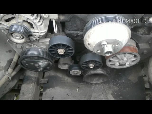 Ремень генератора УАЗ Патриот с кондиционером и ГУР