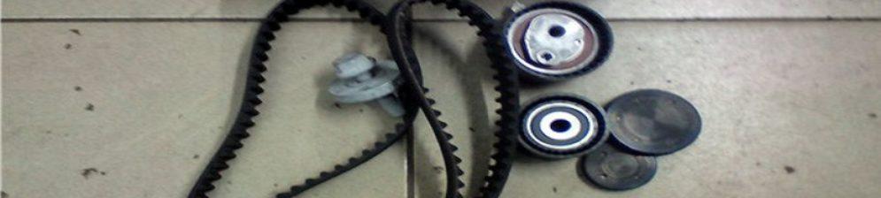 Ремень ГРМ с роликами на Рено Меган цена