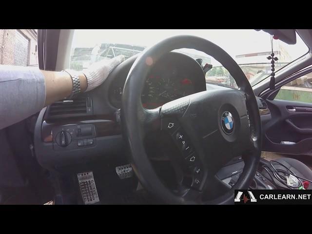 Ремонт блока АБС на БМВ е39 своими руками