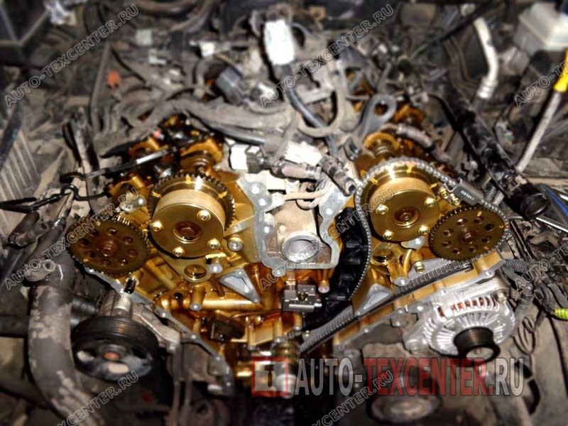 Ремонт двигателя Киа Соренто 2.5 дизель своими руками