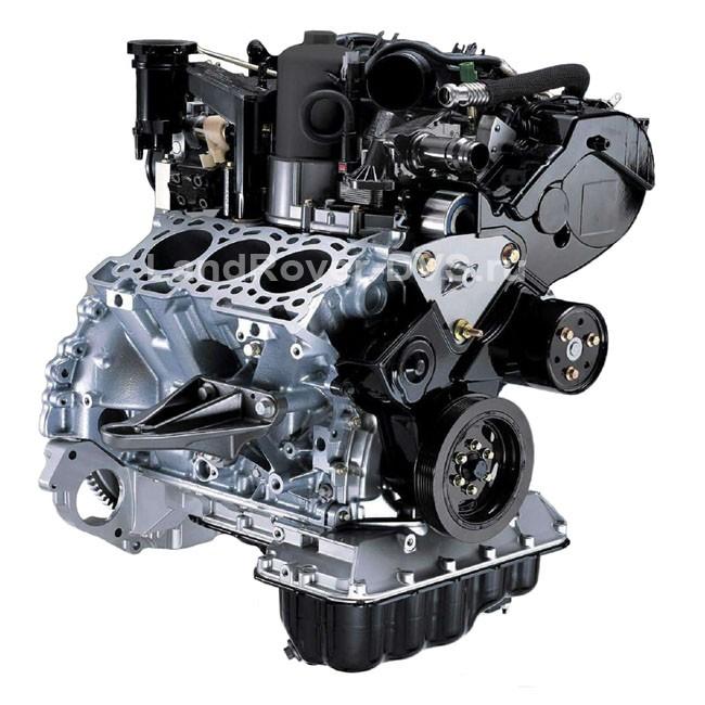 Ремонт двигателя на Ленд Ровер Дискавери 3 цена