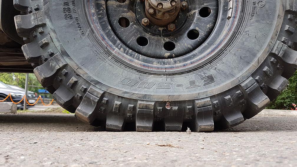 Шины и диски на УАЗ Патриот в Москве