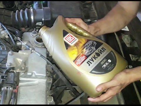 Сколько литров масло в двигателе на Ладе Приора