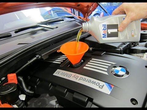 Сколько масла в двигателе БМВ Х5 е53 4.4