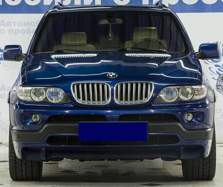 Сколько масла в двигателе в BMW X5 e53