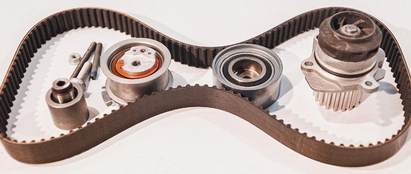 Сколько стоит ремонт приоры при обрыве ремня ГРМ