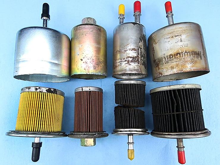 Топливный фильтр тонкой и грубой очистки Мазда 3