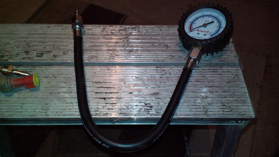УАЗ Патриот низкое давление масла на горячем двигателе