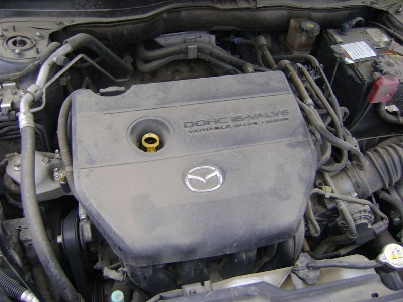 В двигателе Мазда 6 цепь или ремень ГРМ