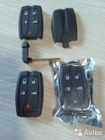 Замена батарейки в ключе Ленд Ровер Фрилендер 2