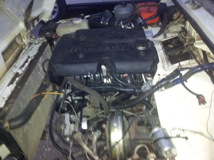 Замена двигателя на Шевроле Нива на двигатель от приоры