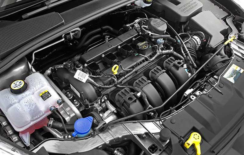 Замена гидроопоры двигателя Форд Фокус 2 1.6 от мазды